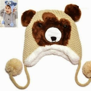 Other - Cutest Bear Hat for Toddlers